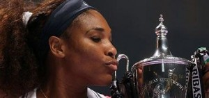 فینال تور حرفه ای زنان؛ سرنا ویلیامز بار دیگر شاراپووا را شکست داد