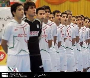 تیم ملی فوتسال ایران وارد تایلند شد