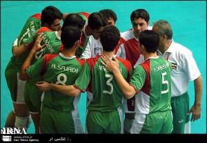 هفتمین حضورپیاپی نوجوانان ایران درفینال والیبال نوجوانان آسیا