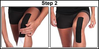 Sports Taping نوار چسب بستن در ورزش
