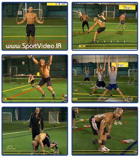 مجموعه ASYLYM - ورزیده سازی و تکه تکه نمودن عضلات در 30 روز