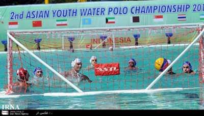 جوانان واترپلو ایران در جایگاه دوازدهم جهان ایستادند
