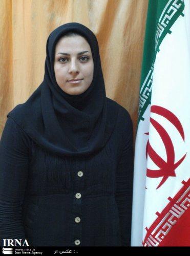 بانوی فارسی رکوردار پرتاب چکش ایران: فضای ورزشی برای پرتاب وزنه در شیراز نداریم