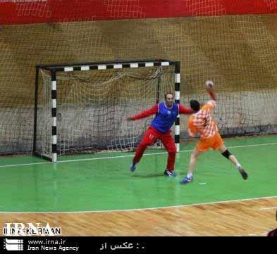 لیگ برتر هندبال/ مس کرمان بر شهرداری ارومیه غلبه کرد