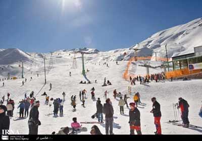 هیچ مانعی برای حضور بانوان در پیست اسکی توچال نیست