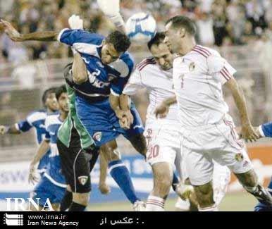 خبرهای کوتاه از مسابقات فوتبال غرب آسیا