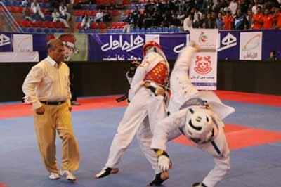 هفته چهارم و پنجم لیگ برتر تکواندو برگزار می شود