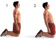 بدن سازی - بدون وزنه