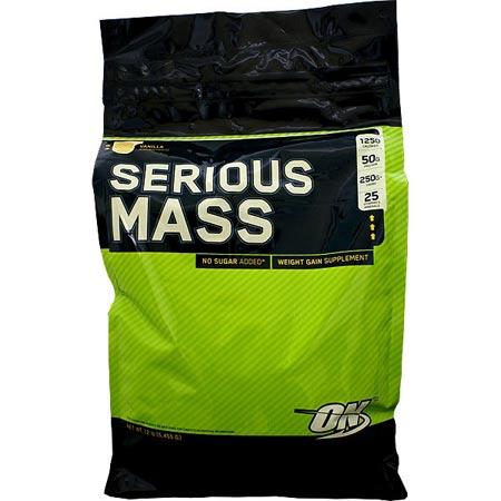 پروتئین serious mass