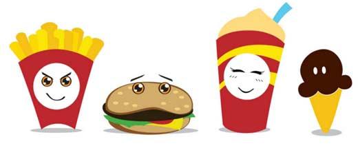 انتخاب غذا