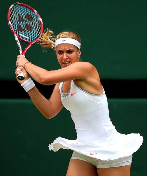 عوامل موثر در مسابقات تنیس