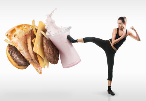 تحریک اشتها جهت تقویت عضلات