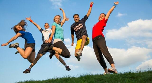 روش صحیح ورزش