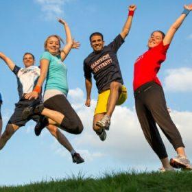 اصول انجام فعالیتهای ورزشی