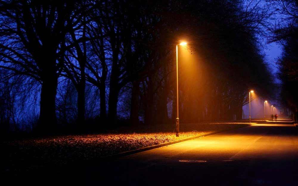 شبها در پارک ورزش نکنید